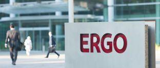 Ergo-Hauptverwaltung in Düsseldorf: Der Konzern bündelt seine Geschäftsfelder und verzahnt unterschiedliche Vertriebswege jetzt unter einer Marke. Doch die Marke DKV Deutsche Krankenversicherung bleibe aufgrund einer starken Stellung im Markt der Privaten Krankenversicherung (PKV) unverändert.
