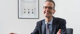 """""""Privatkunden sind für US-Banken aktuell das profitablere Geschäft"""", sagt Dr. Ernst Konrad, Eyb & Wallwitz."""