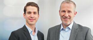 Alexander Azmann und Sven Boström von ARTS Asset Management