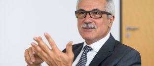 Rudolf Geyer: Der Ebase-Chef nennt die wichtigsten Fonds-Trends im April 2019.