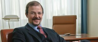 Stephan Albrech ist Vorstand der Albrech & Cie Vermögensverwaltung in Köln.