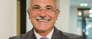 Rolf Geyer, Sprecher der Geschäftsführung bei Ebase.