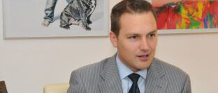 Guido vom Schemm ist Geschäftsführer des Vermögensverwalters GVS Financial Solutions aus Dreieich.