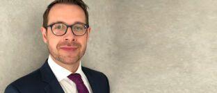 Peter Gorynski, Leiter Flächenvertrieb (Director Territorial Sales) bei Franklin Templeton