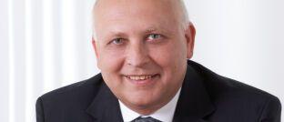 Emmerich Müller ist persönlich haftender Gesellschafter der Frankfurter Privatbank Metzler.