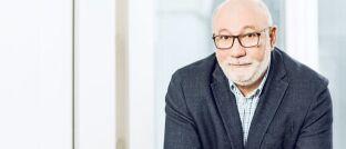 Walter Capellmann, Hauptbevollmächtigter der Dela Lebensversicherungen in Deutschland.