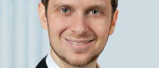 """Philipp Kanschik, Projektverantwortlicher für die Maklerrente bei Policen Direkt und Initiator der Studie """"Maklerbarometer 2019"""""""