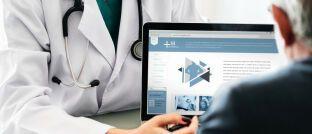 Medizinische Wahlleistungen kosten in der Regel extra: Mit Zusatz-Krankenversicherungen, die solche Ausgaben übernehmen, wollen viele Arbeitgeber ihre Mitarbeiter ans Unternehmen binden.