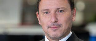 Nathanael Benzaken, Chief Client Officer bei Lyxor Asset Management.