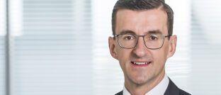 Benjardin Gärtner, Leiter Portfoliomanagement Aktien und Mitglied des Investmentkomittees bei Union Investment