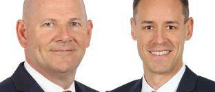 Beide mit Vergangenheit bei Deka Investments: Christian Frischauf (l.) und Alexander Odermann haben die Beratungsboutique Stable Return gegründet.