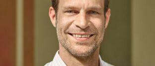 Axel Daffner ist Geschäftsführer bei Pegasos Capital. Das Unternehmen berät den im Mai aufgelegten Blockchain-Fonds.