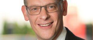 Nick Ring, künftige Chief Executive Officer für die EMEA-Region bei Columbia Threadneedle.