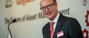 Sebastian Külps leitet das Geschäft in Deutschland und Österreich für US-Fondsanbieter Vanguard.