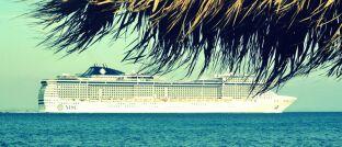 Kreuzfahrtschiff: Novasurance aus Berlin bietet Kunden die sogenannte Urlaubsrente an.