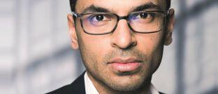 Shrenick Shah, Manager des Global Macro Opportunities Fund von JP Morgan Asset Management