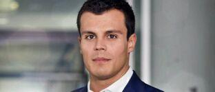 Stefan Bachmann ist Vorstandsmitglied beim Finanzdienstleister JDC.