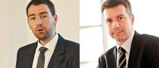 Eliezer Ben Zimra (li.) und Guillaume Rigeade kehren Edmond de Rothschild Asset Management den Rücken.