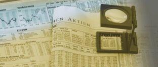 Aktienkurse: Bei der Altersvorsorge spielen Aktien in anderen Ländern eine wesentlich wichtigere Rolle als in Deutschland.