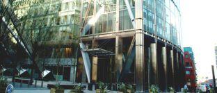 Blick auf den Sitz von Janus Henderson in London. Der Asset Manager gab jetzt die Schließung seines Fonds Credit Alpha bekannt.