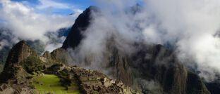 Ruinenstadt Machu Picchu in Peru: Lateinamerika zählt zu den aussichtsreichsten Anlageregionen für aktives Fondsmanagement.
