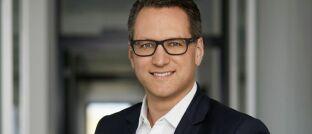 Unternehmenschef Sebastian Grabmaier. JDC will angeschlossenen Beratern beim Online-Vertrieb von Versicherungen unter die Arme greifen.