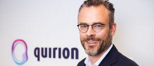 """Karl Matthäus Schmidt, Gründer und Vorstand von Quirion: """"Mindestanlagen von 10.000 Euro wirken gerade auf jüngere Neuanleger und Berufseinsteiger abschreckend."""""""