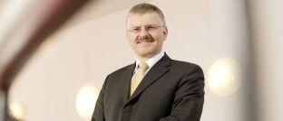 Gottfried Urban ist Vorstand der Bayerische Vermögen in München.