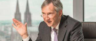 Bert Flossbach ist Gründer und Fondsmanager beim Kölner Fondsanbieter Flossbach von Storch.