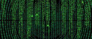Zahlensalat in der Matrix: Robo Advisors wollen Anlegergeld mithilfe von Algorithmen verwalten.