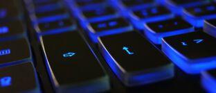 Computer-Tastatur. Ein frisch aufgelegter Fonds will von den Gewinnern der Digitalisierung profitieren.