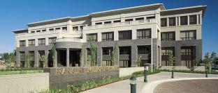 Firmensitz Franklin Templetons in San Mateo, Kalifornien