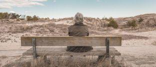 Trostlose Aussichten: Frauen müssen im Rentenalter mit deutlich weniger Einkommen rechnen als ihre männlichen Mitrentner.