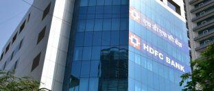Zentrale der indischen HDFC Bank in Mumbai: Die Aktie der Bank ist mit 6 Prozent Gewichtung die größte Position im neuen Vontobel-Fonds