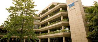Gebäude der VKB in München: Die Versicherungskammer Bayern belegt den höchsten Platz in dem Ranking.