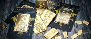 Goldplättchen zu je einer Unze: Der Goldhändler PIM Gold hat Insolvenzantrag gestellt.