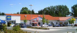 Einzelhändler im bayrischen Kemnath: Nahversorger bieten Anwohnern Güter des täglichen Bedarfs an. Das sind vor allem Lebensmittel, aber auch Dienstleistungen.