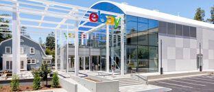Ebay-Zentrale in San José, USA: Die Handelsplattform hat ihren Ausstieg aus dem Libra verkündet.