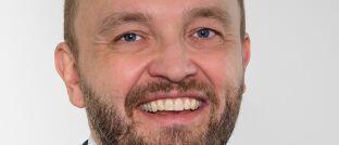 Ist bereits seit 18 Jahren bei Allianz GI tätig: Sven Schäfer