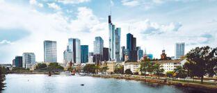 Skyline von Frankfurt: Der in der Hessen-Metropole beheimatete Vermögensverwalter Mainsky Asset Management legt einen neuen Mischfonds auf.