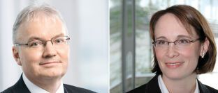 Torsten Knapmeyer wird zum Jahreswechsel Deka-Vertriebschef und Birgit Dietl-Benzin im kommenden Jahr Deka-Risikovorständin.