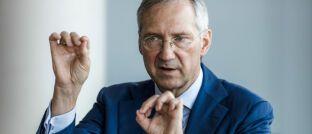 """Fondsmanager Bert Flossbach: """"Das Gerede über technische Rezessionen ist ohnehin Unfug"""""""