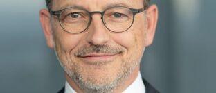 Tritt im kommenden Jahr als Nachfolger von Herbert Hans Grüntker als Helaba-Vorstandschef an: Thomas Groß.
