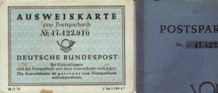 Historische Sparkarte