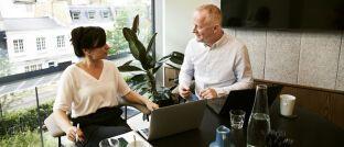 Extras vom Chef: Ihre Prozesse bei betrieblichen Versicherungen zur Altersvorsorge von Mitarbeitern hat die Gothaer jetzt vollständig digitalisiert.
