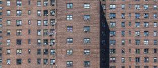 Wohnblock in New York City: Der BVT-Fonds investiert in Apartmenthäuser in den USA.