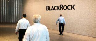 Szene im New Yorker Hauptquartier von Blackrock: Die Gesellschaft ist weltweit und auch in Europa Nummer eins nach Assets under Management unter den institutsunabhängigen Vermögensverwaltern.