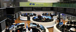 Börse in Frankfurt: Aktienfonds mit Fokus auf Deutschland lieferten 2019 vorzeigbare Ergebnisse.