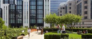 Hauptsitz von Schroders in London: Die Zahlen für 2019 bewertet der Asset Manager als robust.