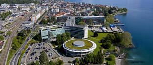 Hauptsitz von Nestlé am Genfersee: Der Lebensmittelkonzern nimmt die Top-Position in Flossbach von Storchs Multiple Opportunities ein – der Top-Fonds im vergangenen Jahr bei den Mittelzuflüssen.